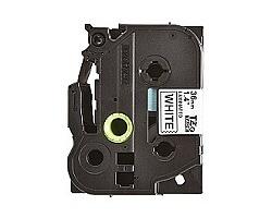 Páska BROTHER TZE-261 bílá / černá 36mm
