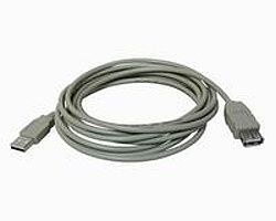 Kabel USB A-A 3m prodlužovací