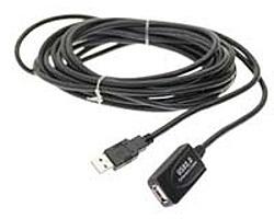 Kabel USB A-A 5m prodlužovací