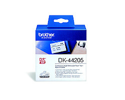 Role BROTHER DK-44205 papírová bílá 62mm