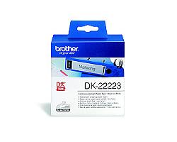 Role BROTHER DK-22223 papírová bílá 50mm
