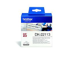Role BROTHER DK-22113 filmová průsvitná 62mm