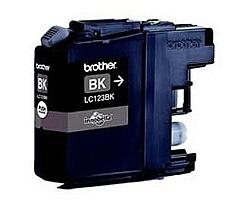 Inkoust. náplň BROTHER LC-123BK černá