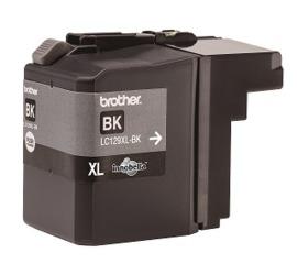 Inkoust. náplň BROTHER LC-129XLBK černá