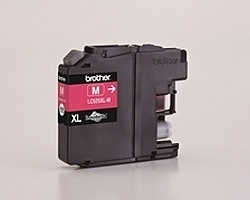 Inkoust. náplň BROTHER LC-525XLM červená