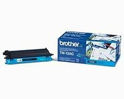 Toner BROTHER TN-135C modrý