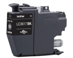 Inkoust. náplň BROTHER LC3617BK černá