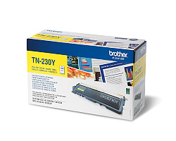 Toner BROTHER TN-230Y žlutý