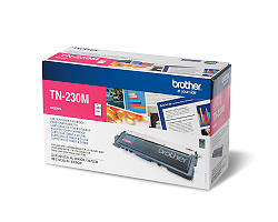 Toner BROTHER TN-230M červený