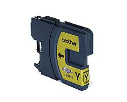 Inkoust. náplň BROTHER LC-980Y žlutá