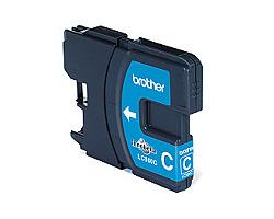 Inkoust. náplň BROTHER LC-980C modrá