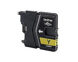 Inkoust. náplň BROTHER LC-985Y žlutá