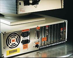 Páska BROTHER TZE-421 červená / černá 9mm