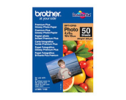 Papír BROTHER BP71GP50 Premium Glossy 10x15  118081