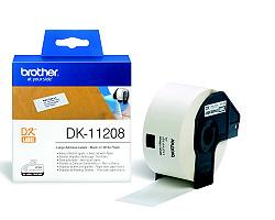 Štítky BROTHER DK-11208 papírové 38 x 90 mm