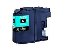 Inkoust. náplň BROTHER LC-125XLC modrá