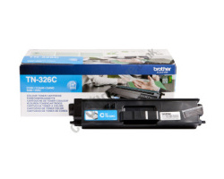 Toner BROTHER TN-326C modrý