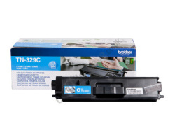Toner BROTHER TN-329C modrý