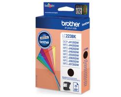 Inkoust. náplň BROTHER LC-223BK černá