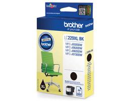 Inkoust. náplň BROTHER LC-229XLBK černá