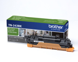 Toner BROTHER TN-243BK černý