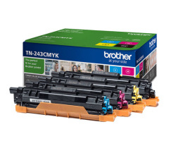 Toner BROTHER TN-243 CMYK sada 115114