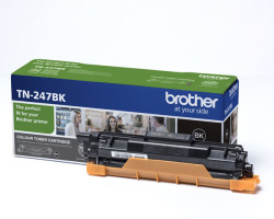 Toner BROTHER TN-247BK černý