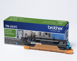 Toner BROTHER TN-247C modrý 115116
