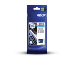 Ink. náplň BROTHER LC3239XLC modrá