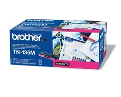 Toner BROTHER TN-135M červený 115024